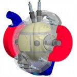 Kugel-, alias gömbmotor