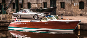 Lamborghini Riva Aquarama