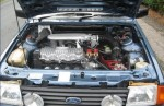 RS1600i motor