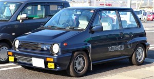 Honda Jazz Turbo