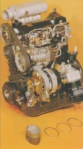 VW 2.3L Diesel