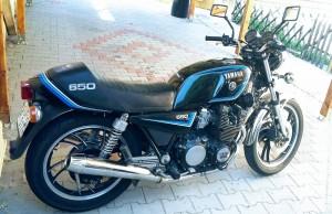 '82 Yamaha XJ 650