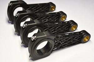 3D-nyomtatott hajtórúd?